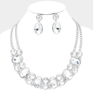 Bubble Necklace Set