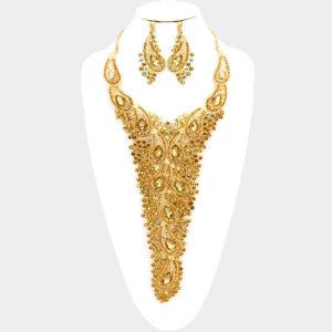 Embellished Gold-Topaz-49.99-8479