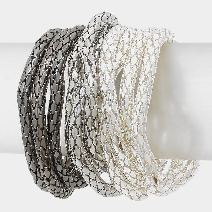 10 Layer Stretch Bracelet